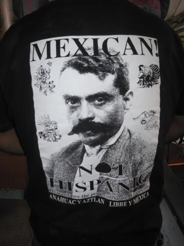 Mexican, Not Hispanic!