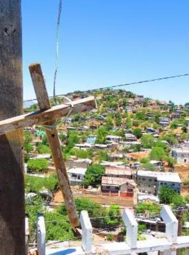 View of Nogales, Sonora