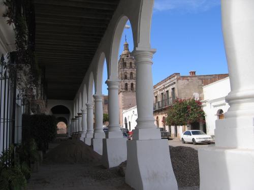 Alamos arches