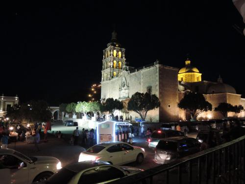 Easter eve in Alamos