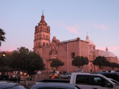 Church of La Purisma de la Concepcion, Alamos