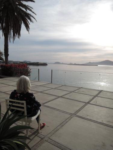 Dawn in San Carlos