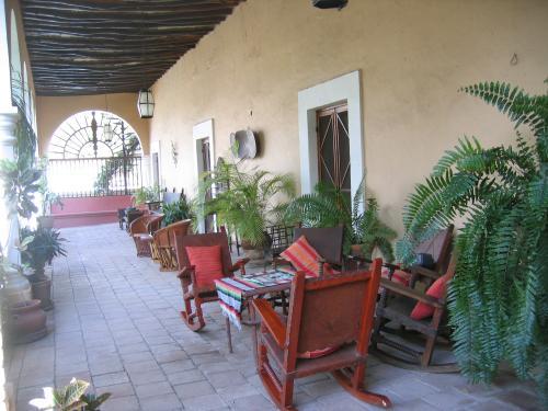 Porches of Mexico